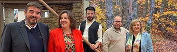 Esteban (PSOE) resalta el gran valor del sector del turismo para Castilla-La Mancha.