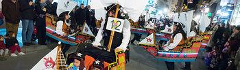Desfile de Carnaval en Albacete