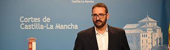 Sergio Gutiérrez, diputado nacional y secretario de Organización el PSOE de Castilla-La Mancha.