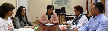 Cruz Roja solicita colaboración a la Junta para los cursos de especialización en catástrofes destinados a voluntarios
