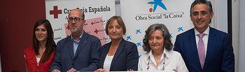 """La Obra Social """"la Caixa"""" destina 36.000 euros a un proyecto de Cruz Roja de lucha contra la pobreza infantil y la exclusión social en Albacete"""