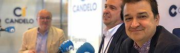 Francisco Martínez Arroyo, en el programa de COPE 'Agropopular', dirigido por César Lumbreras.