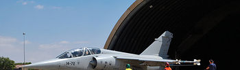 La Base Aérea de Los LLanos desempeña una importante labor dentro del operativo de Defensa
