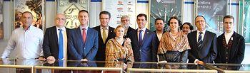 Inauguración del XXXV Salón y Concurso Castilla-La Mancha de Cuchillería