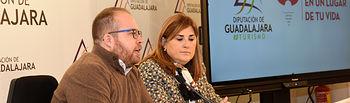Presentación de la propuesta de la provincia de Guadalajara en Fitur 2020.  .