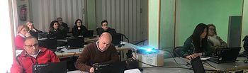 Jornadas administración electronica en Molina