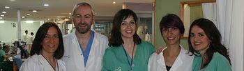 Enfermeras de Albacete y Villarrobledo inician una investigación sobre el uso terapéutico de la música en pacientes politraumatizados. Foto: JCCM.