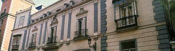 Palacio de Viana, sede del Ministerio español de Asuntos Exteriores, donde se celebró la reunión. EFE