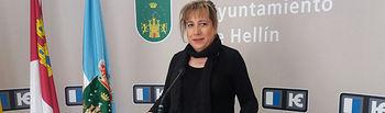 María Jesús López Concejal Cs Hellin
