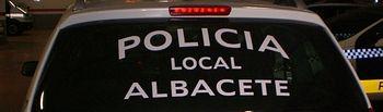 Policía Local de Albacete.