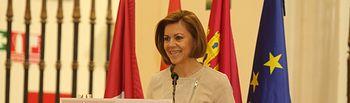 Presidenta Cospedal inaugura Jornadas Letrados Comunidades Autonomas (1). Foto: JCCM.