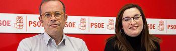 Pablo Sánchez y Clara López.
