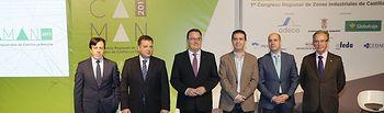 I Congreso de Zonas Industriales de CLM