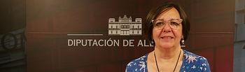 Victoria Delicado.
