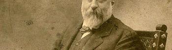 Una imagen de Marcelino Menéndez Pelayo