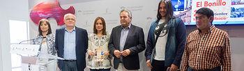 """Presentación Jornadas de Internacionalización Turismo Interior """"Castilla-La Mancha-New Horizons"""""""