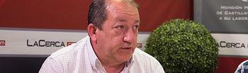 José Carlos Álvarez Torres, presidente de la Asociación de Vecinos del barrio Nuestra Señora de Cubas - Industria