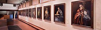 Museo del Greco de Toledo. Foto de Archivo.