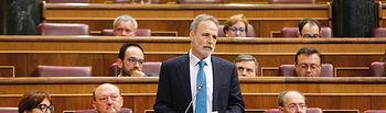 Salvador de la Encina, diputado socialista por Cádiz.