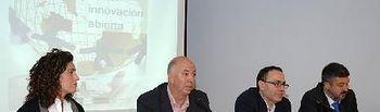 """El diputado Alberto Domínguez reafirma este compromiso en la apertura del taller """"Hacer innovación abierta"""""""