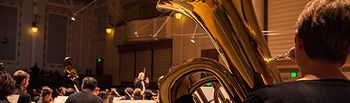 Tuba. Foto de Archivo.