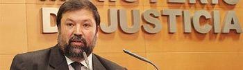 Francisco Caamaño. Foto: Ministerio de Justicia.