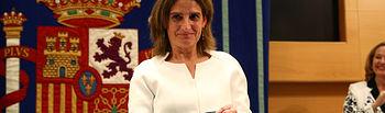 Terasa Ribera, Vicepresidenta Cuarta y Ministra para la Transición Ecológica y el Reto Demográfico.