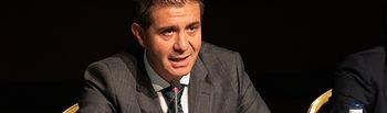 Santiago Cabañero, presidente de la Diputación de Albacete