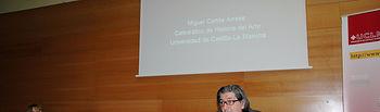 El profesor Miguel Cortés