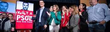 Pegada de Carteles del PSOE