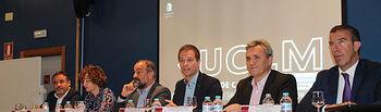"""Presentación del proyecto """"Smart Education for Smart Society (SESO), realizada hoy en la Escuela Superior de Ingeniería Informática de Albacete"""