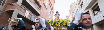 Semana Santa de Albacete - Procesión de Nuestro Padre Jesús Nazareno de Medinaceli - Jueves Santo