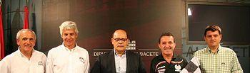 Presentación oficial del FIM CEV Repsol en el Circuito de Albacete