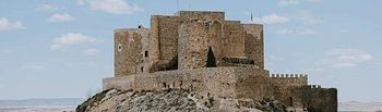 Castillo de Consuegra.