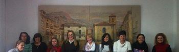 Comienza en Nerpio los cursos de formación para mujeres, financiado con fondos europeos y Diputación