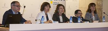 jornada 'La capacidad jurídica de las personas con discapacidad y los apoyos en la toma de decisiones. Modelos de inclusión en la comunidad', organizada por el propio CERMI CLM