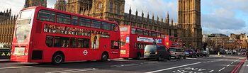 Londres. Foto de Archivo.
