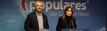 Rosa Romero y Juan Antonio Callejas.