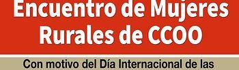 CCOO C-LM celebra este lunes en Mota del Cuervo un Encuentro de Mujeres Rurales