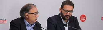 Fernando Mora y Sergio Gutiérrez.