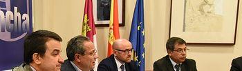 El Gobierno regional anuncia la creación de una Comisión de Expertos en Calidad del Aire. Foto: JCCM.