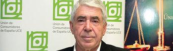 José María Roncero Garrido, Presidente de la Unión de Consumidores de España