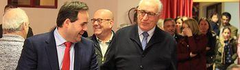 Paco Núñez presenta a Cayetano López como candidato a la Alcaldía de Los Yébenes (Toledo)