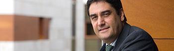 Jose Ignacio Echaniz, consejero de Sanidad y Asuntos Sociales de Castilla-La Mancha. Foto: JCCM.