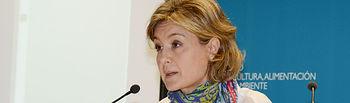 Isabel García Tejerina. Archivo.