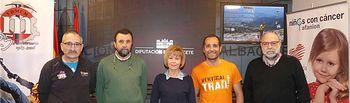 Villaverde de Guadalimar acogerá el próximo fin de semana la III edición del Vertical Trail La Sarga.