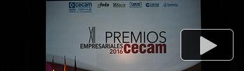 XIII edición de los Premios Empresariales CECAM