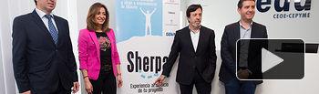 Presentación de la sexta edición del Programa Sherpa en FEDA