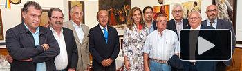 Miembros del jurado de los Premios Taurinos Samueles 2010.