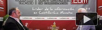 Carlos Pedrosa y Manuel Lozano - Entrevista.